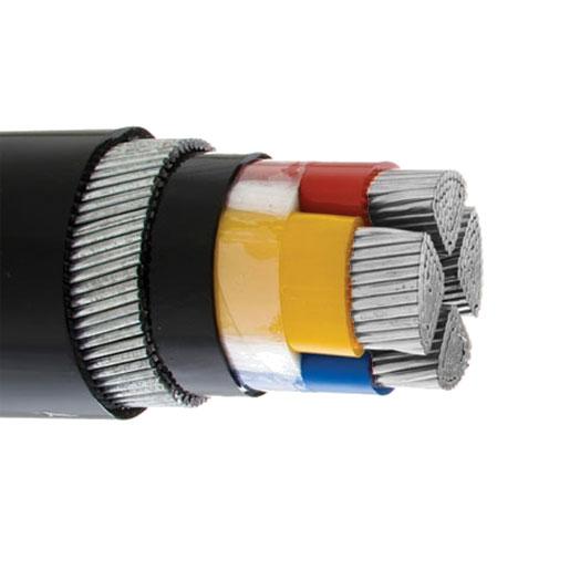 Metsec al pvc swa pvc armoured cable